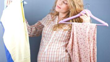 Oblečení pro těhotné