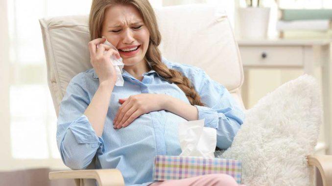 Hormony v těhotenství, plačtivost v těhotenství