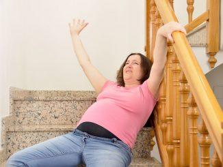 náraz do břicha v těhotenství