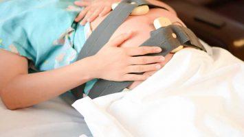 Co měří monitor v těhotenství