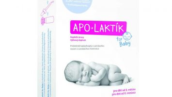 Apolaktik for baby