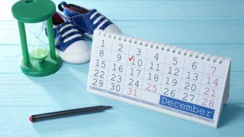 Jak zjistit datum narození miminka