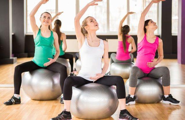 Sporty pro těhotné