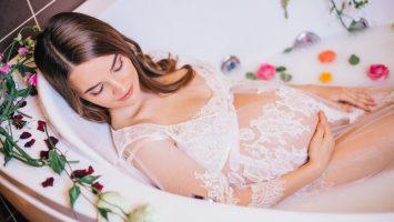 Aromaterapie v těhotenství