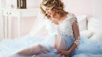 Může být těhotná žena přitažlivá