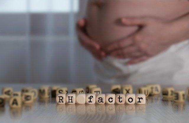 Rh faktor v těhotenství