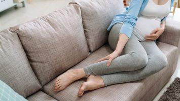 Křečové žíly v těhotenství