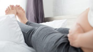Oteklé nohy v těhotenství