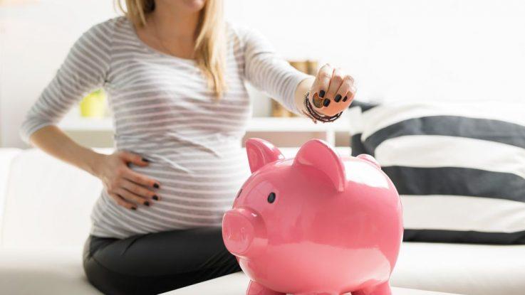Peníze od zdravotních pojišťoven v těhotenství
