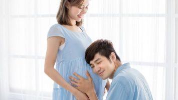 První pohyby miminka
