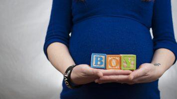 Devátý měsíc těhotenství