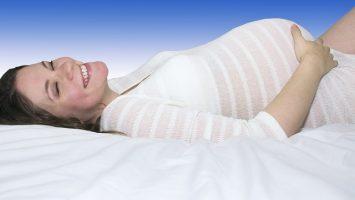 Stres v těhotenství
