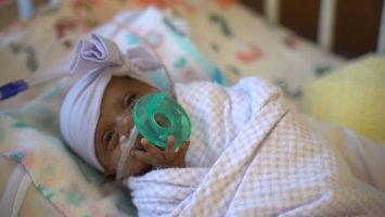 Nejmenší miminko na světě