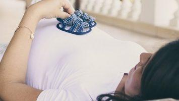 Věci do porodnice