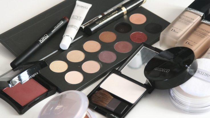 Organizace a ukládání kosmetiky