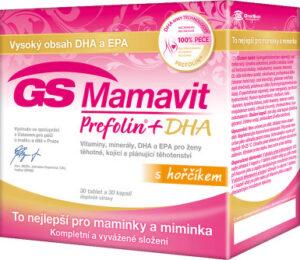 Vitamíny pro těhotné